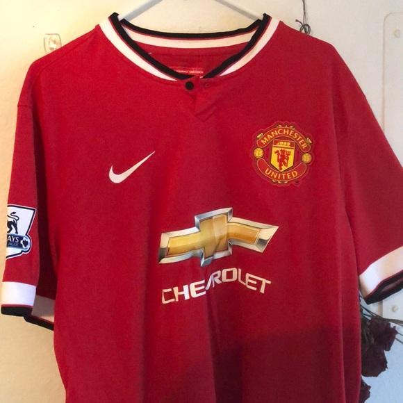best service 0c531 50fc1 Manchester United Juan Mata Jersey
